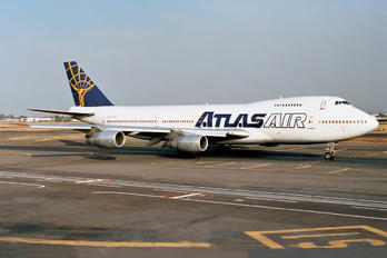 N534MC - Atlas Air Boeing 747-200SF