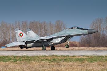 23 - Bulgaria - Air Force Mikoyan-Gurevich MiG-29