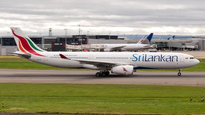 4R-ALP - SriLankan Airlines Airbus A330-300
