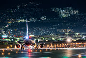 JA65AN - ANA - All Nippon Airways Boeing 737-800 aircraft