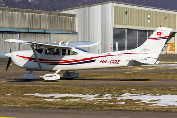 HB-CQZ - Private Cessna 182 Skylane (all models except RG)
