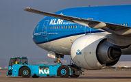 PH-BVN - KLM Boeing 777-300ER aircraft