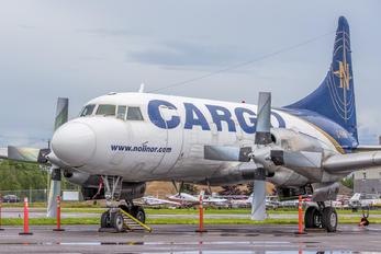 C-FHNM - Nolinor Aviation Convair CV-580