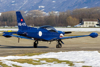 HB-KTG - Private SIAI-Marchetti SF-260