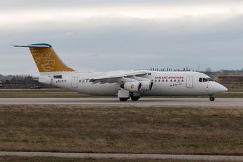 SE-DST - Malmo Aviation British Aerospace BAe 146-300/Avro RJ100