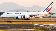 F-HPJF - Air France Airbus A380 aircraft