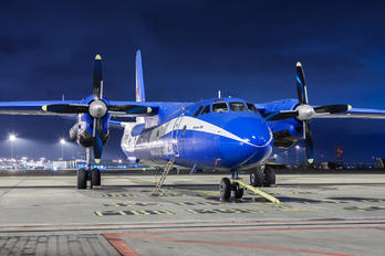 LZ-FLA - Bright Flight Antonov An-26 (all models)