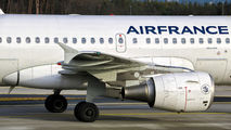 F-GRHS - Air France Airbus A319 aircraft