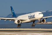 C-GCTS - Air Transat Airbus A330-300 aircraft