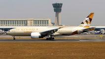 A6-DDD - Etihad Cargo Boeing 777-200 aircraft