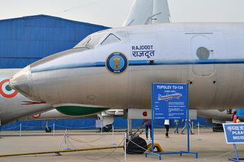 V644 - India - Air Force Tupolev Tu-124V