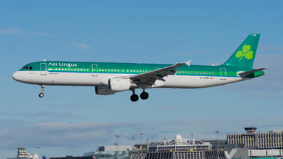 EI-CPH - Aer Lingus Airbus A321