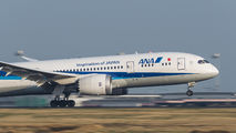 JA825A - ANA - All Nippon Airways Boeing 787-8 Dreamliner aircraft