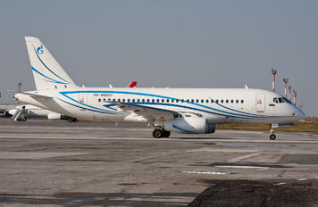 RA-89031 - Gazpromavia Sukhoi Superjet 100LR