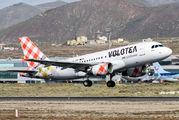 EI-FMT - Volotea Airlines Airbus A319 aircraft