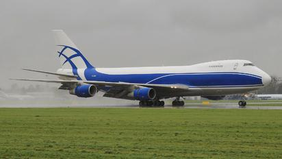 4L-MRK - The Cargo Airlines Boeing 747-200F