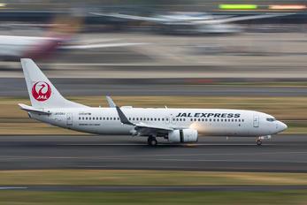 JA339J - JAL - Express Boeing 737-800