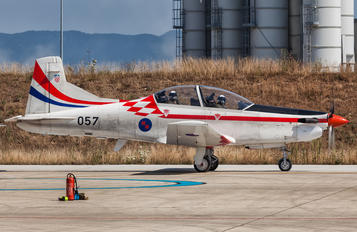 057 - Croatia - Air Force Pilatus PC-9M