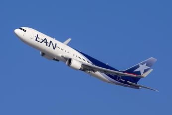 CC-CXF - LAN Airlines Boeing 767-300ER