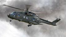 ZJ128 - Royal Navy Agusta Westland AW101 411 Merlin HC.3 aircraft
