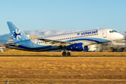 XA-VER - Interjet Sukhoi Superjet 100 aircraft
