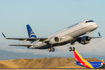 HP-1567CMP - Copa Airlines Embraer ERJ-190 (190-100)