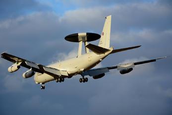 LX-N 90444 - NATO Boeing E-3A Sentry