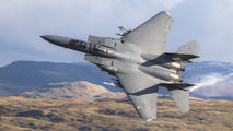 LN 301 - USA - Air Force McDonnell Douglas F-15E Strike Eagle aircraft