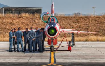 165 - Croatia - Air Force Mikoyan-Gurevich MiG-21UMD