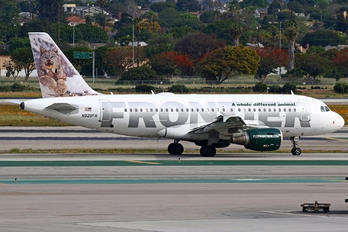 N929FR - Frontier Airlines Airbus A319