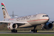 A6-EYU - Etihad Airways Airbus A330-200 aircraft