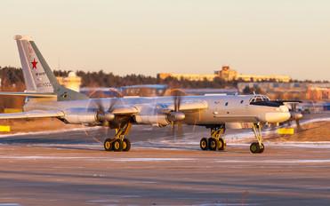 RF-94197 - Russia - Air Force Tupolev Tu-95MS