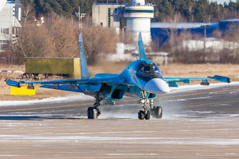 35 - Russia - Air Force Sukhoi Su-34