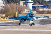 35 - Russia - Air Force Sukhoi Su-34 aircraft