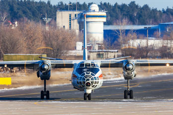 30042 - Letnye Proverki I Sistemy Antonov An-30 (all models)