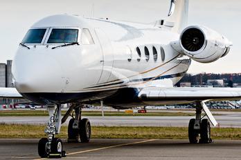 N196CC - Private Gulfstream Aerospace G-III