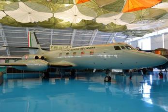 3908 - Mexico - Air Force Lockheed L-1329 JetStar