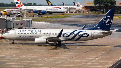 B-5302 - Xiamen Airlines Boeing 737-800