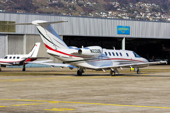 N22UB - Private Cessna 525C Citation CJ4