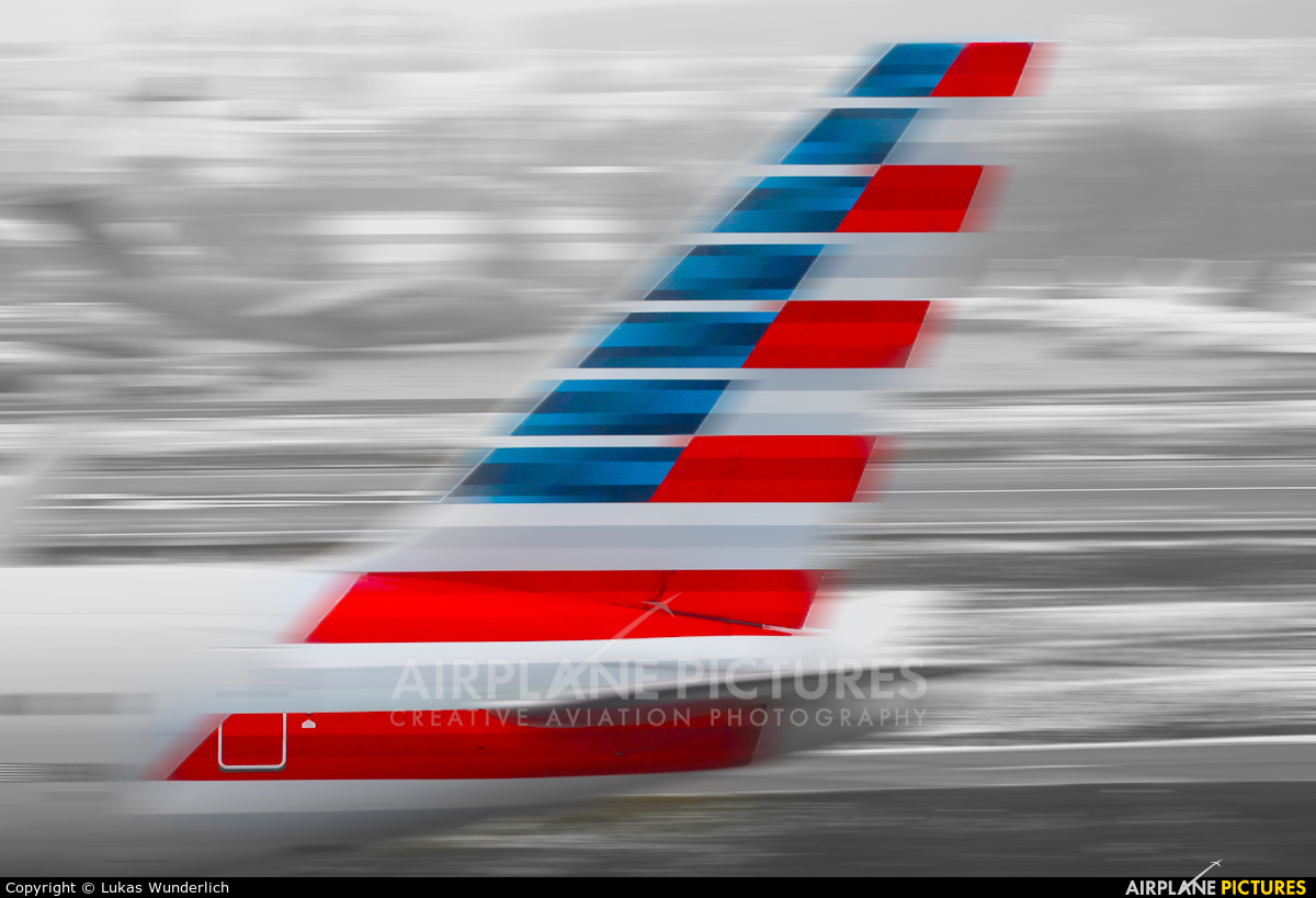 American Airlines N398AN aircraft at Zurich