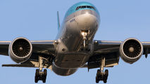 HL8251 - Korean Air Cargo Boeing 777F aircraft