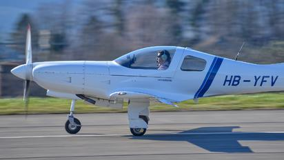 HB-YFV - Private Lancair 235