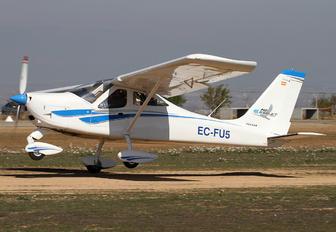 EC-FU5 - Private Tecnam P92 Eaglet