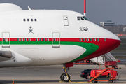 A4O-SO - Oman - Royal Flight Boeing 747SP aircraft
