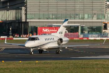 N73SL - Private Hawker Beechcraft 850XP