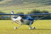 OK-RUU 24 - Private EuroFOX Microlight aircraft