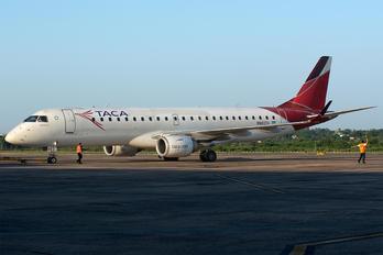 N983TA - TACA Embraer ERJ-190 (190-100)