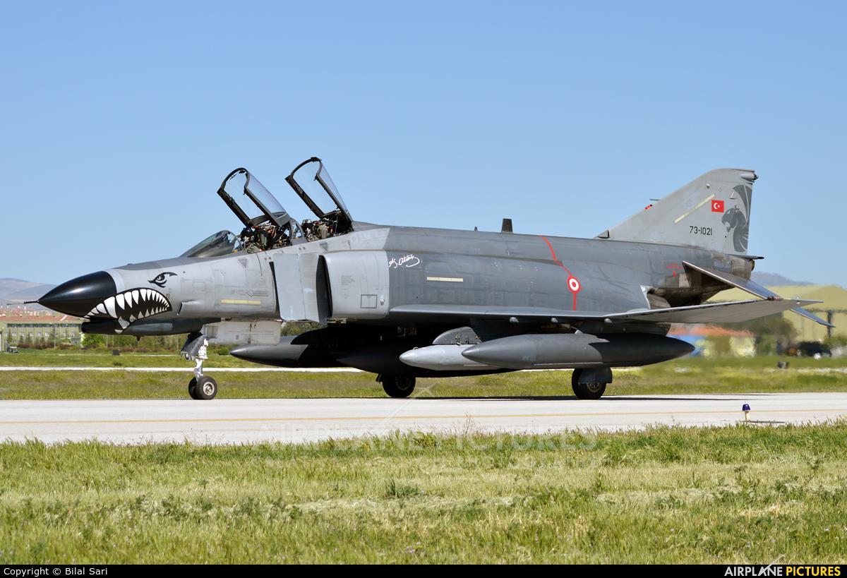 Turkey - Air Force 73-1021 aircraft at Konya