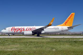 TC-AAY - Pegasus Boeing 737-800