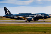 SX-DIO - Astra Airlines Airbus A320 aircraft